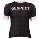 Shebeest Devine Respect Jersey Women's Size Small in Black