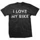 Dhdwear I Love My Bike T-Shirt