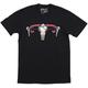 Dhdwear Road Ram T-Shirt Men's Size XX Large in Black