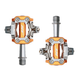Ht Components M1 Clipless Bike Pedals Orange