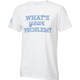 Problem Solver What's Your Problem Shirt
