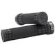 Joystick Binary Single Clamp Grips Black