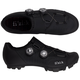 Fizik X1 Infinito Mountain Shoes Men's Size 44.5 in Black