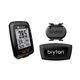 Bryton Rider 330T  GPS Computer Bundle