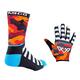 Tasco MTB Red Camo Bike Gloves + Socks