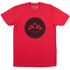 Tasco Big Dot T-Shirt Men's Size Extra Large in Bold Red