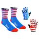 Tasco MTB Indivisible Gloves + Socks