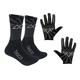 Tasco MTB Rising Sun Gloves + Socks