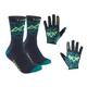 Tasco MTB Unbroken Bike Gloves + Socks