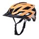 Kali Lunati Frenzy Helmet Men's Size Large/Extra Large in Matte Orange/Black