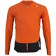 POC Resistance Pro Enduro LS Jersey Men's Size Large in Bullvalene Orange