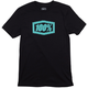 100% Bind T-Shirt 2018 Men's Size Small in Black