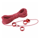 Msr Reflective Cord Kit Red, 49 Feet, 4 Cam Rings
