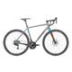 Niner Rlt 9 3-Star Bike 2019 Forge/Teal/Orange, 53 cm