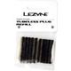 Lezyne Tubeless Plug Refill Pack Black, 10 Pack
