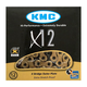 KMC X12 Ti Nitride 12 Speed Chain