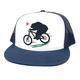 Tasco Premium Braaap Trucker Hat Men's in Navy