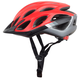 Bell Traverse Mountain Bike Helmet Men's in Crimson/Black/Gunmetal