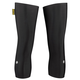 Assos Assosoires Knee Warmers Men's Size Large in Black