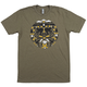 Twin Six Du Nord T-Shirt 2019 Men's Size XX Large in Olive