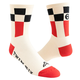 Twin Six Six Stroke Socks 2019 Men's Size Large/Extra Large in Red/Black/White