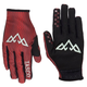 Tasco MTB Dbl Digit Motherboard Glove Men's Size XX Large in Big Red