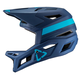 Leatt DBX 4.0 Full Face Helmet Men's Size Extra Large in Steel
