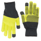 Giro Knit Merino Wool Cycle Gloves 2019 Men's Size Large/Extra Large in Grey/Lime