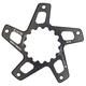 Wolf Tooth CAMO Direct Mount Spider For E13 Black, M8 (6mm Offset / 49mm Chainline)