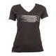 Chromag Take Ten Fader Women's T-Shirt Size Large in Black