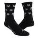 Twin Six Freedom MacHine Socks 2019 Men's Size Large/Extra Large in Black