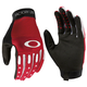 Oakley Factory Glove 2.0 Men's Size Extra Small in Red Line