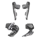 SRAM Red eTap AXS 2X Mechanical Brake Groupset 2X, Mechanical Brakes (Crank, chain, brake & cassette not included)