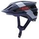 Fox Flux Wide Open L.E. Helmet Women's Size Extra Small/Small in Navy/White