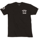 Fasthouse 68 Trick Tee Men's Size XXX Large in Black