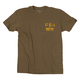 Fasthouse Scotty Tee Men's Size XXX Large in Military Green