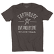 Fasthouse Saturday Tee 2019 Men's Size XXX Large in Heavy Metal