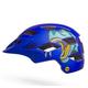 Bell Sidetrack Youth Mips Helmet 2019 in T Rex Blue