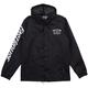 Fasthouse Boneyard Breaker Hoodie 2019 Men's Size Medium in Black