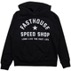 Fasthouse Too Easy Youth Hoodie 2019 Size Medium in Black