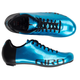 Giro Empire ACC Shoes 2017 Men's Size 46 in Blue Steel/Matte Black