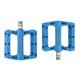 Foundation Composite Platform Pedals Red