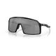 Oakley Sutro Cycling Sunglasses Men's in Matte Black