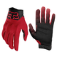 Fox Defend Kevlar D30 Gloves 2019 Men's Size Small in Cardinal