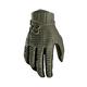 Fox Defend Full Finger Gloves Men's Size XX Large in Olive Green