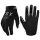 Fox Women's Ranger Gloves Size Large in Black