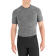 Specialized Seamless SS Baselayer 2019 Men's Size XX Large in Heather Gray