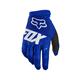 Fox Dirtpaw Full Finger Gloves Men's Size XX Large in Black/Black