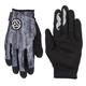 Sombrio Spun Gloves 2019 Men's Size Small in Grey Bar