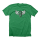 Twin Six Fly T-shirt 2019 Men's Size Small in Heather Green